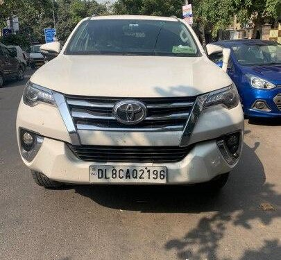 2017 Toyota Fortuner 4x2 TRD Sportivo MT in New Delhi-7