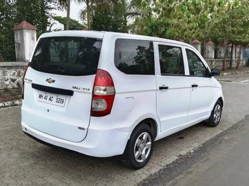 2014 Chevrolet Enjoy TCDi LS 8 Seater MT in Pune