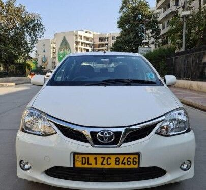 Used 2017 Toyota Etios Cross 1.4 GD MT for sale in New Delhi