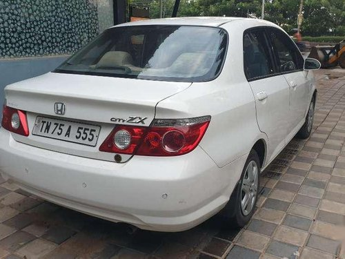 Used Honda City ZX 2008 MT for sale in Madurai
