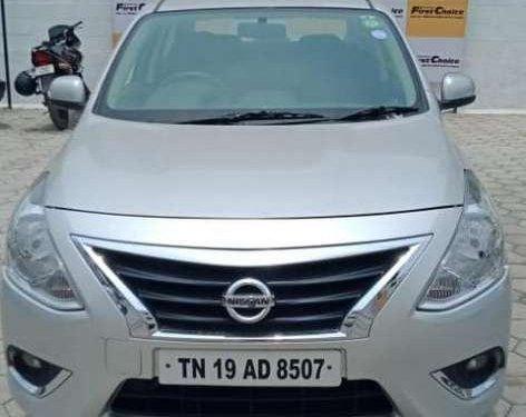 2017 Nissan Sunny XV D MT in Chennai
