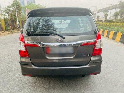 Used Toyota Innova 2.5 Z Diesel 7S BS IV 2014 MT in Mumbai