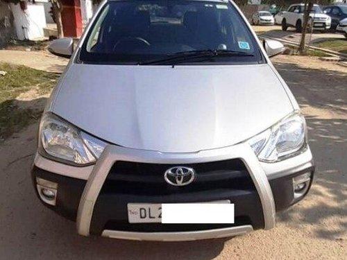 Used 2014 Toyota Etios Cross 1.2L G MT in New Delhi