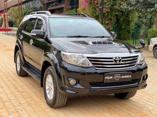 2012 Toyota Fortuner 4x2 Manual MT in Bangalore