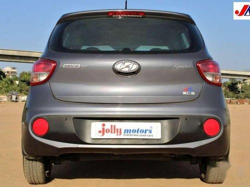 Used Hyundai Grand i10 Sportz 2017 MT for sale in Ahmedabad
