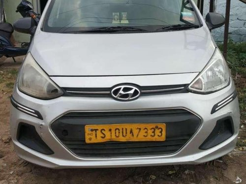 Used 2016 Hyundai Xcent MT for sale in Hyderabad