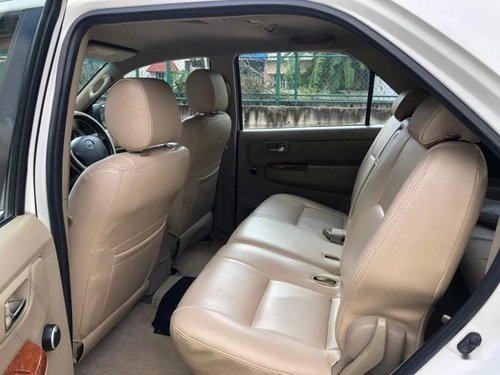 Used Toyota Fortuner 2010 MT for sale in Bangalore