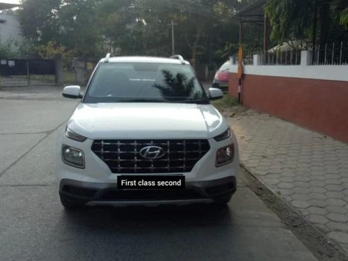 Used Hyundai Venue 2020 AT for sale in Indore