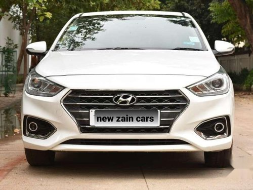 Used Hyundai Verna 2017 MT for sale in Chennai