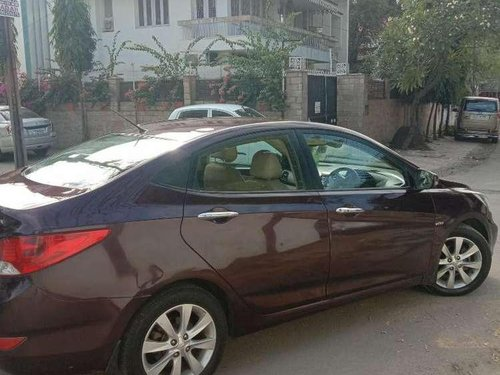 Used 2012 Hyundai Verna MT for sale in Nagpur