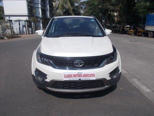Used Tata Hexa XTA 2017 AT for sale in Mumbai
