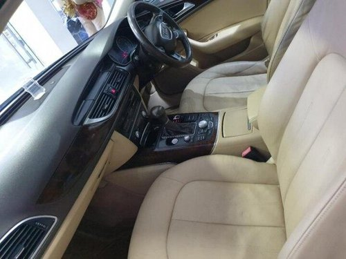 Used 2013 Audi A6 2011-2015 AT for sale in Kolkata-2