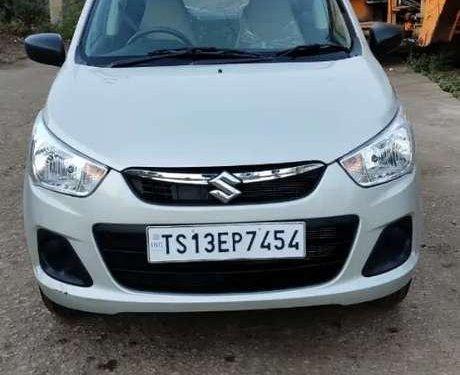 Used Maruti Suzuki Alto K10 2019 MT in Hyderabad