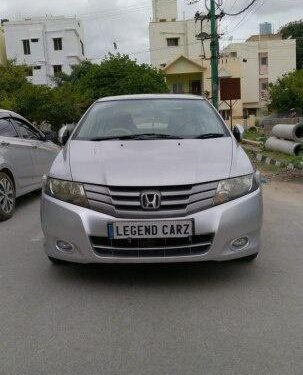Used Honda City 2010 MT for sale in Bangalore