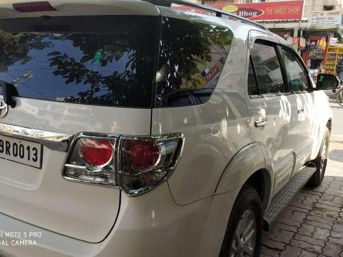 Used 2015 Toyota Fortuner MT for sale in Patna-8