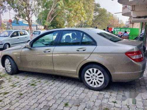 Used 2011 Mercedes Benz C-Class AT for sale in Navsari