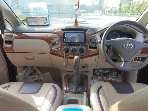 Used Toyota Innova 2010 MT for sale in Bangalore