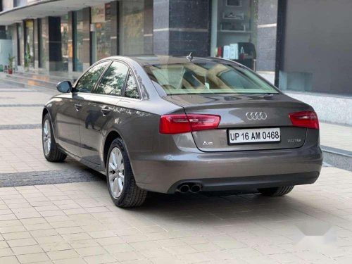 Audi A6 2.0 TDI Premium Plus 2012 AT for sale in Ghaziabad