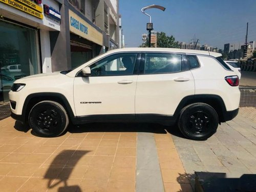 Used 2018 Jeep Compass MT for sale in Ahmedabad
