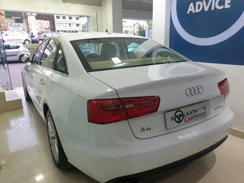 Used 2013 Audi A6 2011-2015 AT for sale in Kolkata