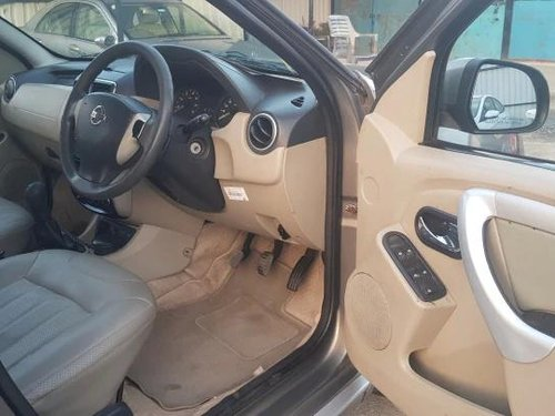 Used Nissan Terrano 2014 MT for sale in Pune