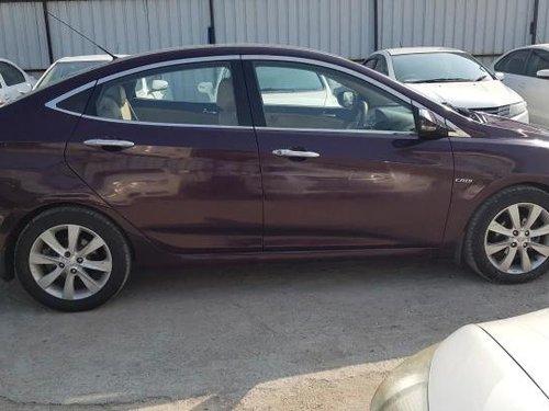 Hyundai Verna SX CRDi AT 2012 AT for sale in Pune