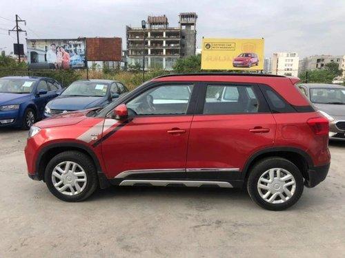 2017 Maruti Suzuki Vitara Brezza VDi MT for sale in Pune