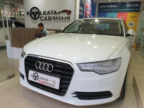 Used 2013 Audi A6 2011-2015 AT for sale in Kolkata-9