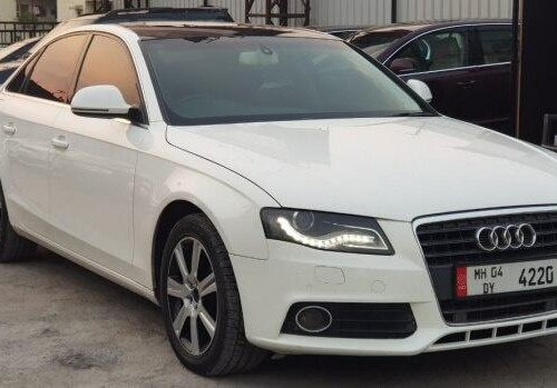Audi A4 2.0 TDI Multitronic 2009 AT for sale in Pune