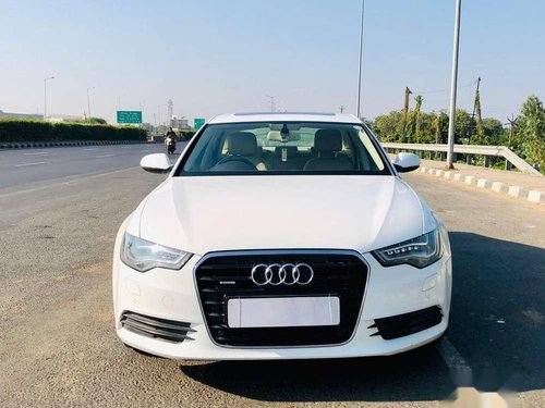 Used Audi A6 3.0 TDI quattro 2011 AT for sale in Anand