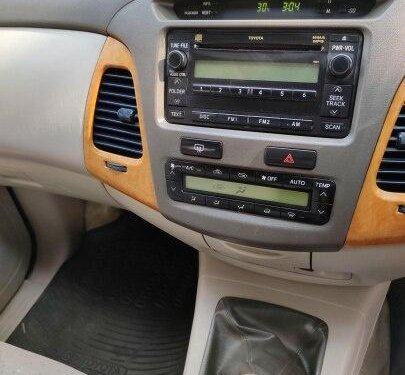 Used 2011 Toyota Innova 2004-2011 MT for sale in Pune