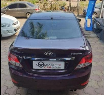 2013 Hyundai Verna 1.6 EX VTVT MT in Kolkata