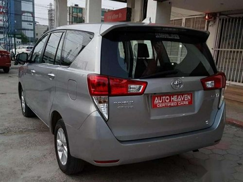 Used Toyota Innova Crysta 2017 MT for sale in Ludhiana