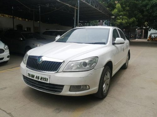 Skoda Laura Ambiente 2011 MT for sale in Chennai