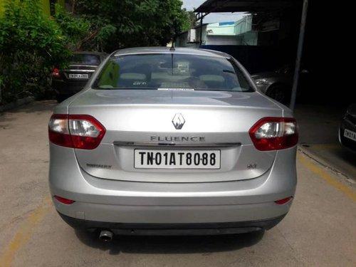 2013 Renault Fluence Diesel E4 MT in Chennai