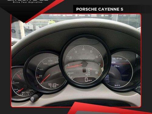 Used Porsche Cayenne 2011 AT for sale in Pondicherry