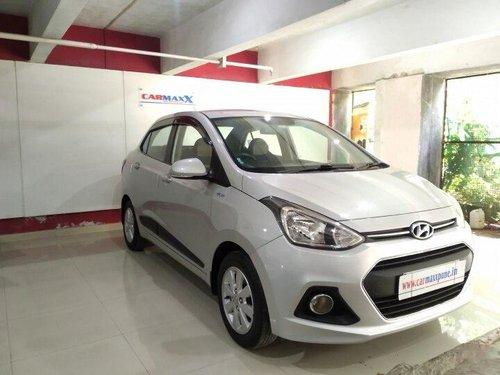 2015 Hyundai Xcent 1.2 Kappa SX Option MT in Pune