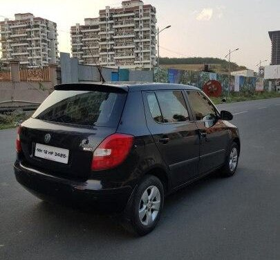 Used 2011 Skoda Fabia MT for sale in Pune