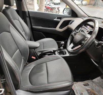 2018 Hyundai Creta 1.6 SX Option MT for sale in Pune