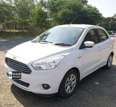 Used 2016 Ford Figo Aspire MT for sale in Aurangabad