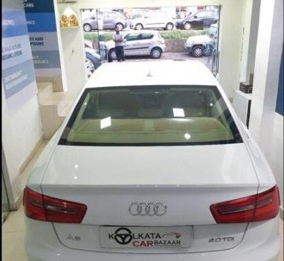 Used 2013 Audi A6 2011-2015 AT for sale in Kolkata-5