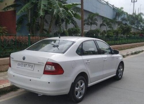 Used Skoda Rapid 2014 AT for sale in Bangalore