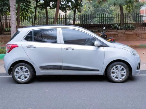 Used 2013 Hyundai Grand i10 MT for sale in Bangalore