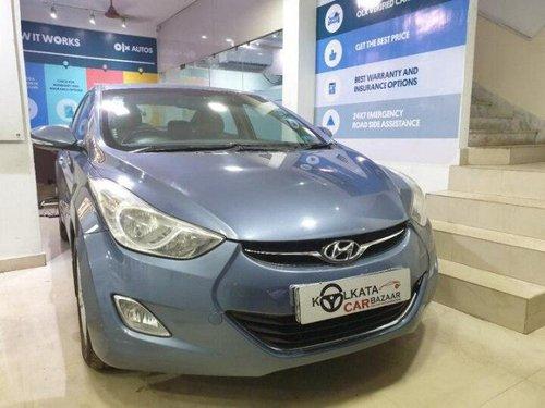 Used Hyundai Elantra 2013 MT for sale in Kolkata