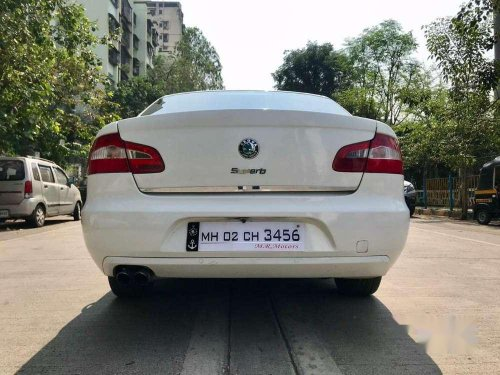 Used Skoda Superb 2.0 TDI CR Automatic, 2011, AT in Mumbai