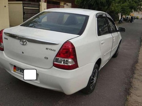 Used Toyota Etios GD 2012 MT for sale in Mathura