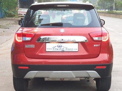 Maruti Suzuki Vitara Brezza 2016 MT for sale in Mumbai