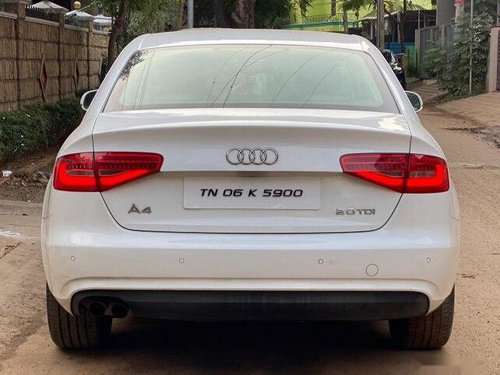 Used Audi A4 2.0 TDI 2013 AT for sale in Madurai