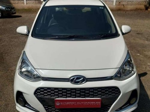 Used 2017 Hyundai Grand i10 MT for sale in Nashik