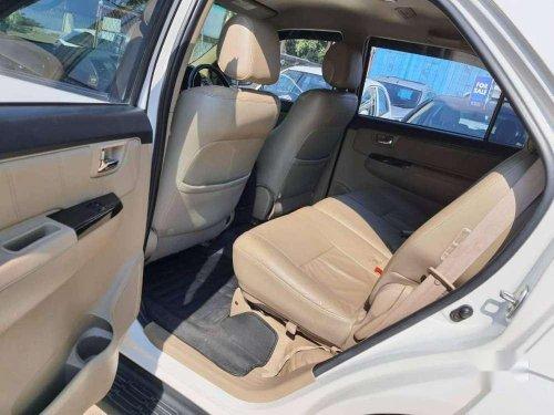 Used Toyota Fortuner 2015 AT for sale in Gandhinagar